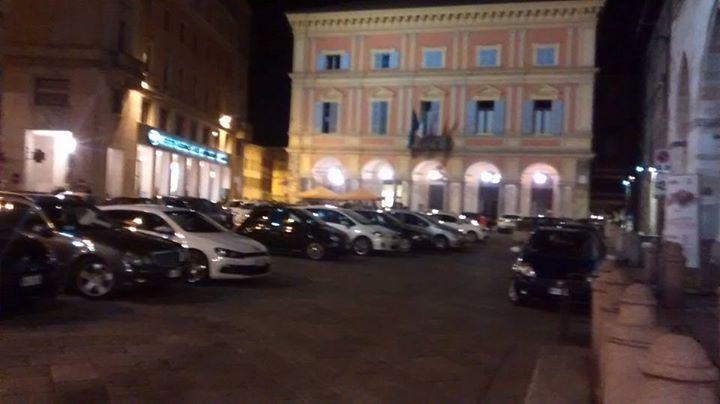 piazza cavalli venerdì sera