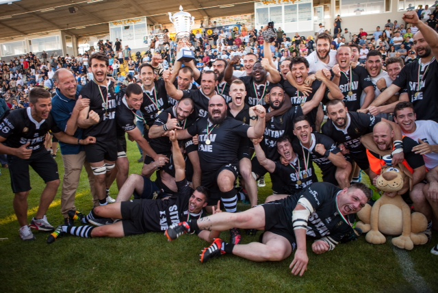 Finale Serie A Rugby - Lyons vs Recco