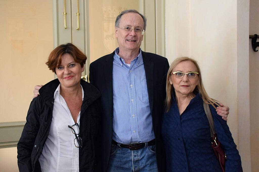 MARIANGELA MARCHIONNI, Proff.CAVANNA, FERNANDA TRECORDI