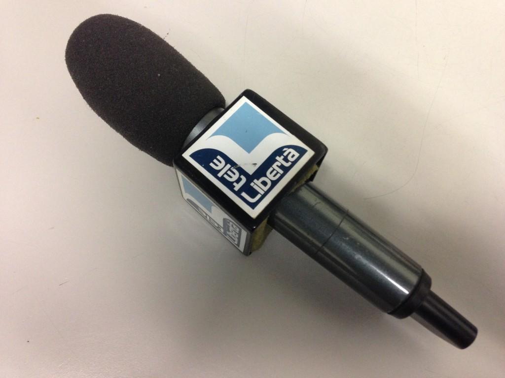 Telelibertà microfono