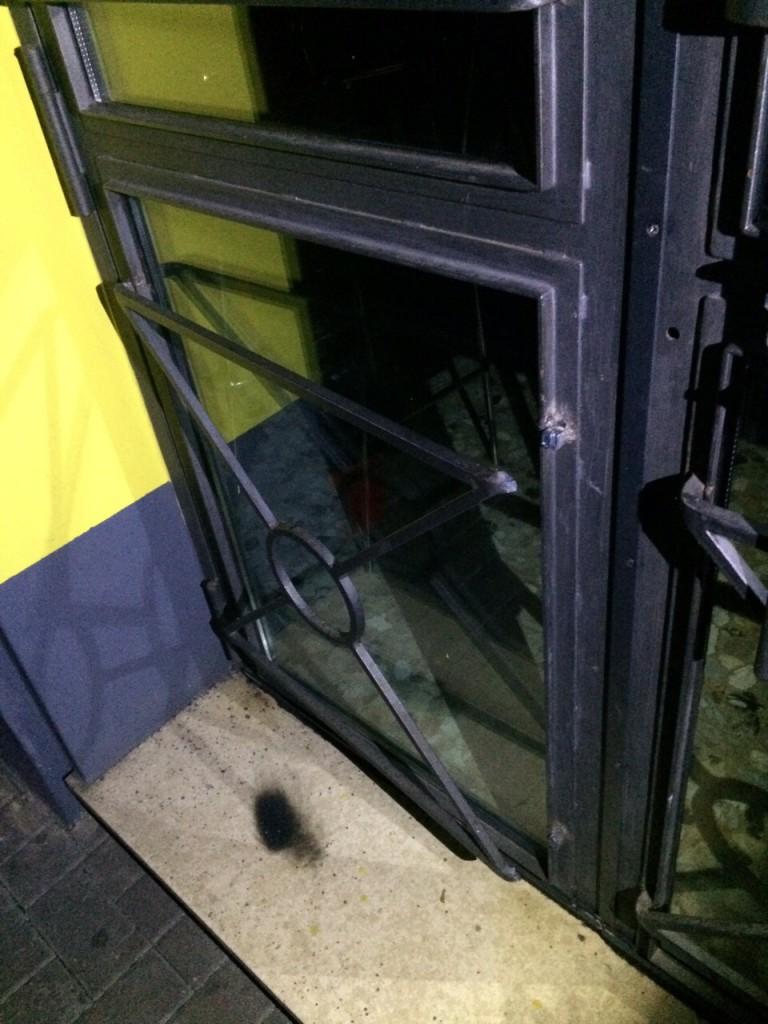 Tentato furto al bar di Alseno (5)