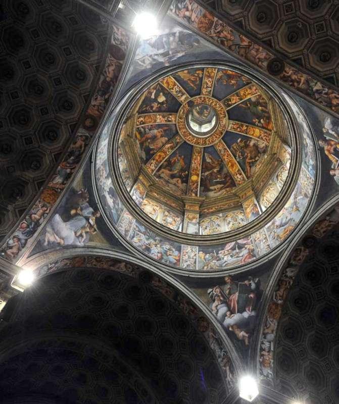 Il Tgl Più nelle chiese di Piacenza: ecco Santa Maria di Campagna