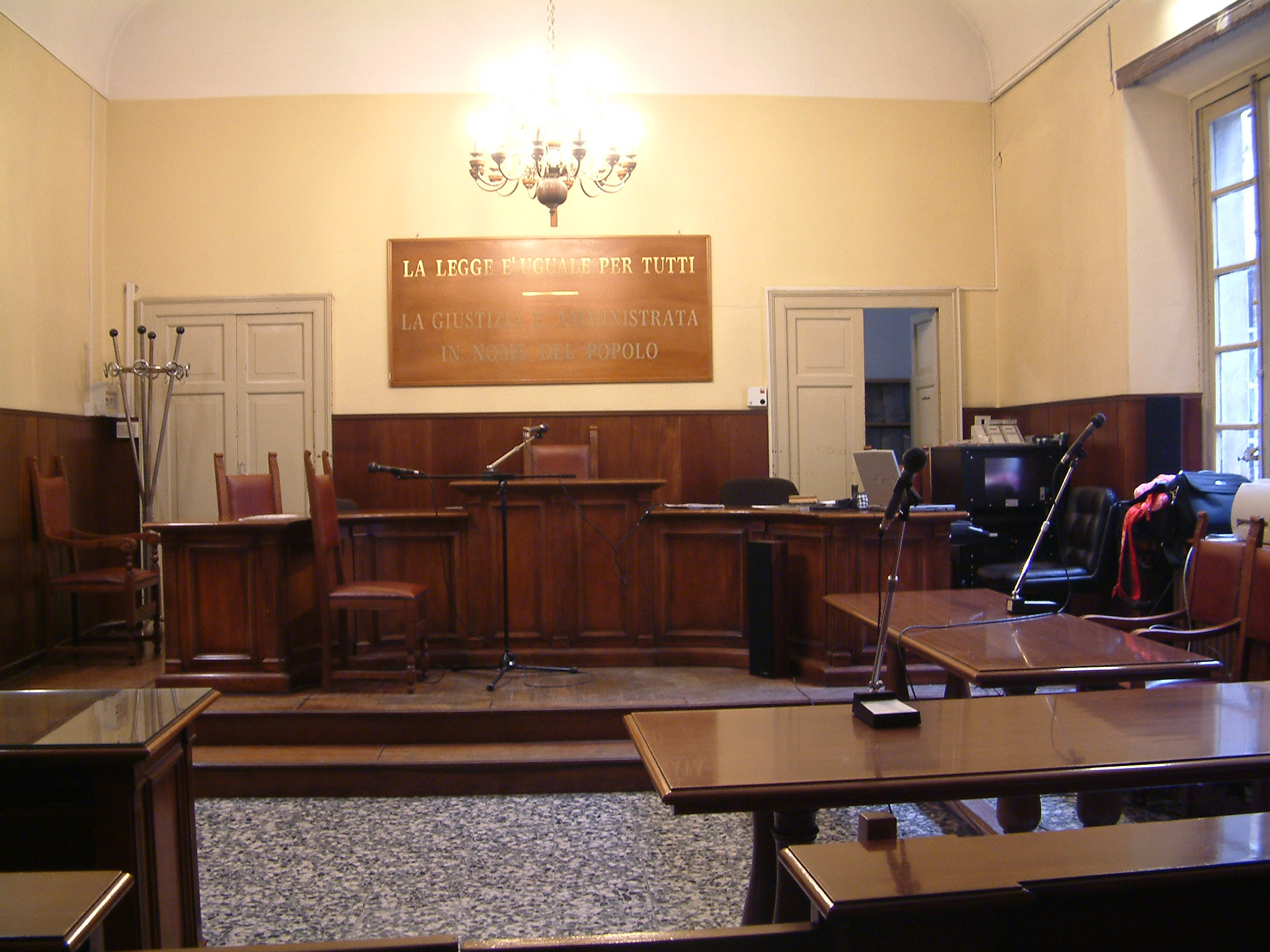 tribunale (ferrari)
