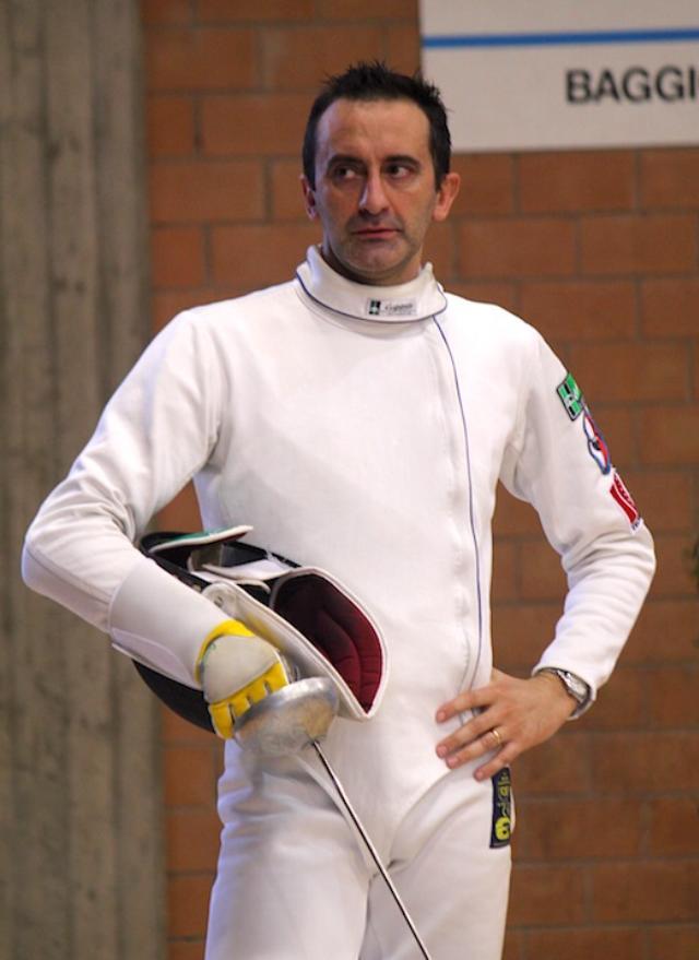 Alessandro Bossalini (Circolo della scherma Pettorelli)
