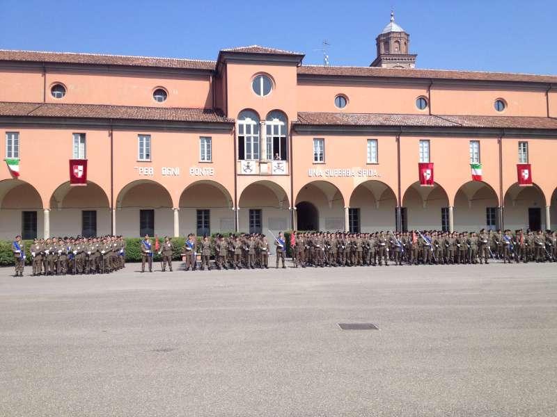 Arma del Genio, oggi la festa. In arrivo 13 reggimenti, sfilata in piazza Cavalli