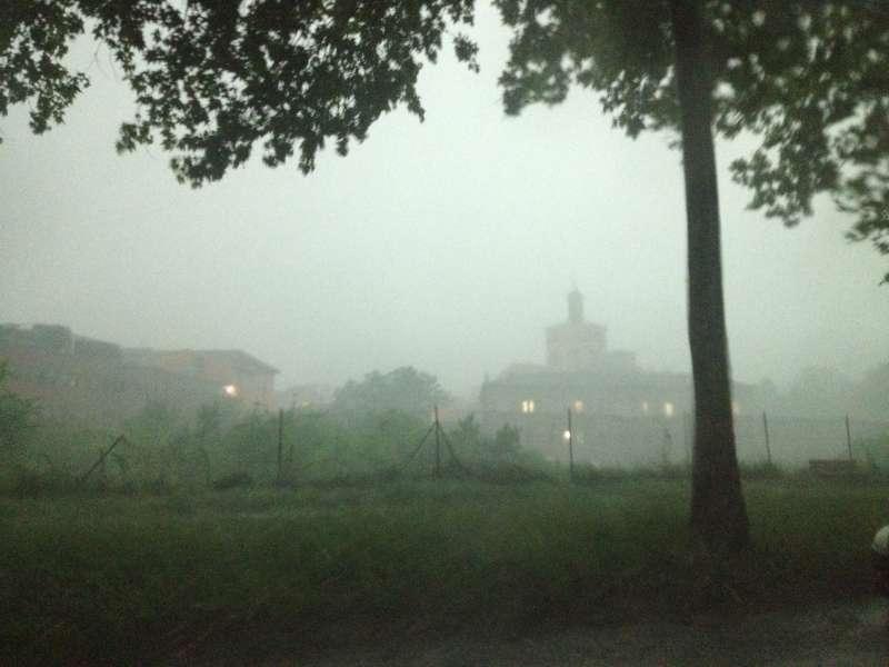 Tregua finita, è tornata la pioggia: weekend bagnato. Da martedì arriva il freddo