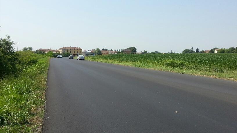 strada provinciale 10 castelvetro