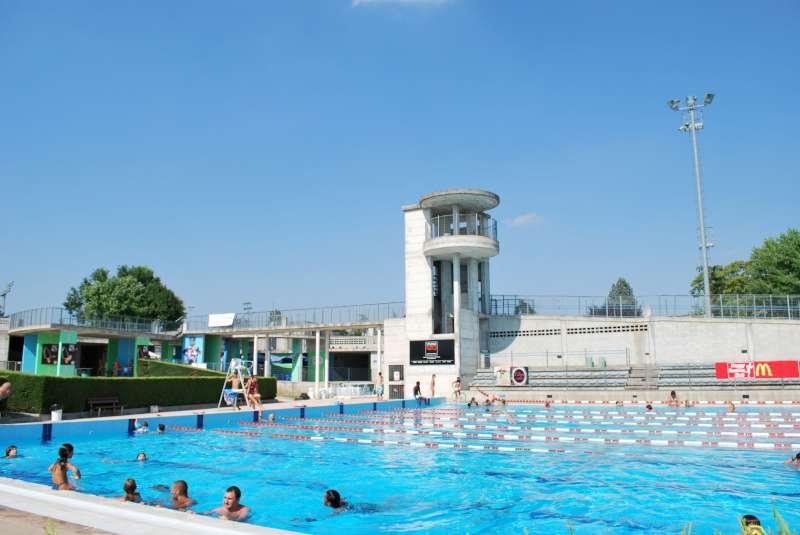 Polisportivo restyling in vista nuova piscina e impianti - Piscina farnesiana piacenza ...