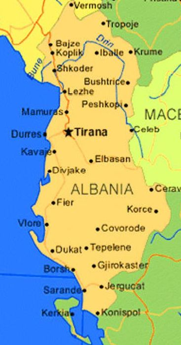 albania700