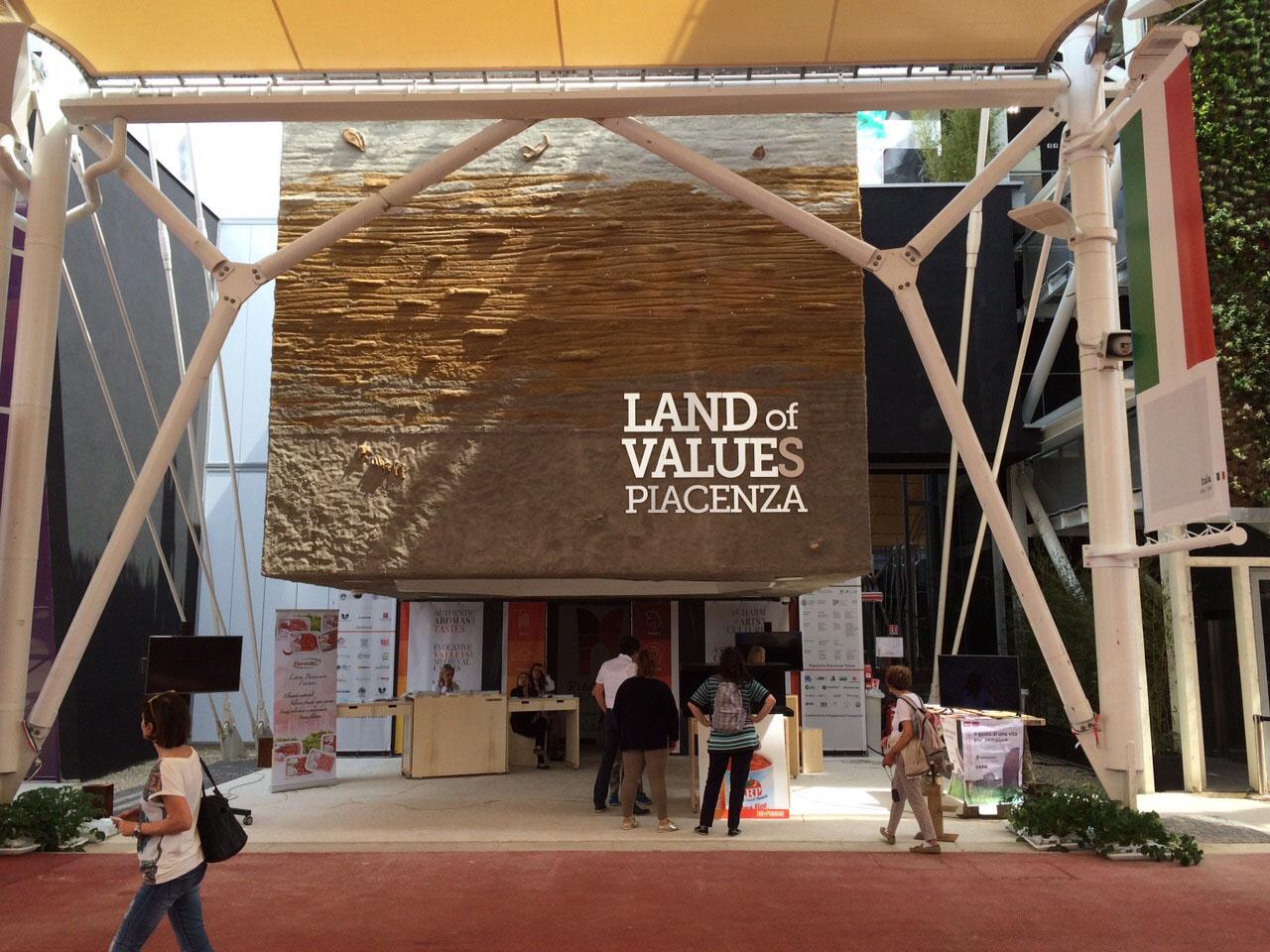 """""""Piacenza terra di valori"""" : a due anni da Expo 2015 riparte il brand"""