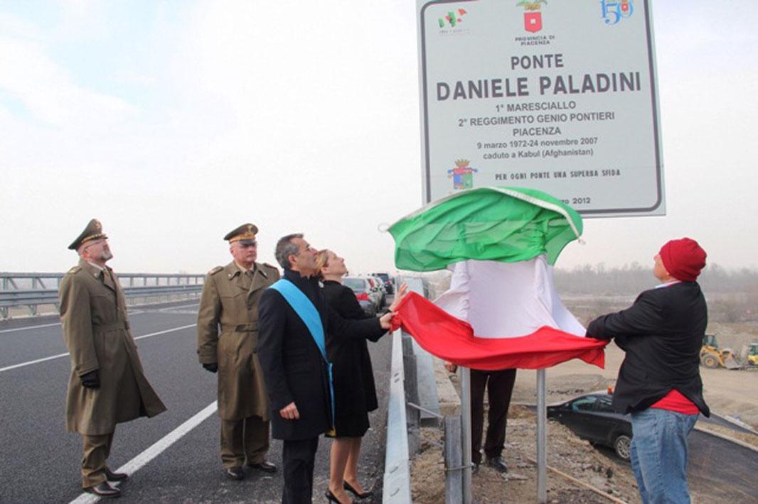 Ponte Paladini, altri 216mila euro alle ditte costruttrici