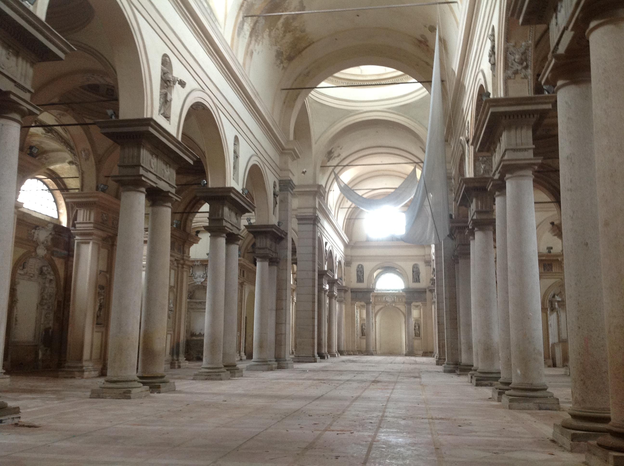 Demanio, nuovo bando per la riqualificazione di Sant'Agostino e Bastione Borghetto