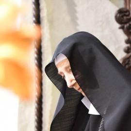 """Antonino d'oro a Madre Canòpi: """"Nel mio cuore c'è posto per tutti"""""""