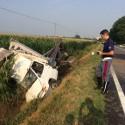 Identificato 46enne che ha perso la vita a Sarmato, investito da un furgone