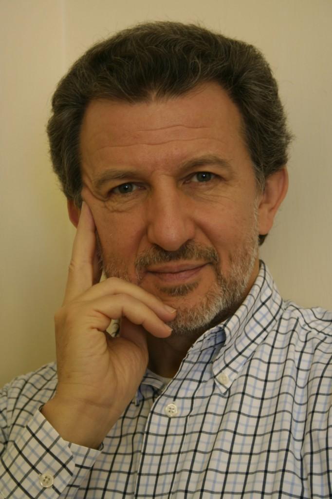 Odifreddi Piergiorgio, matematico, mano © 2005 Giliola CHISTE'