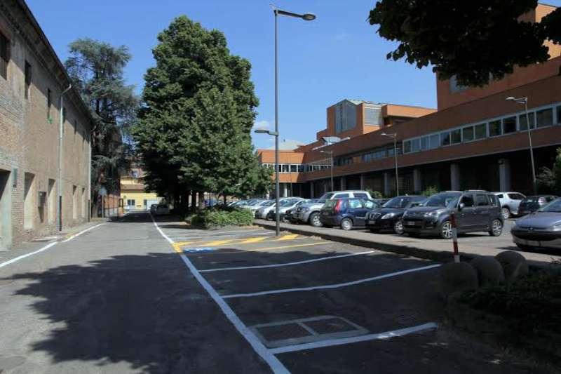 parcheggio al Polichirurgico (2)