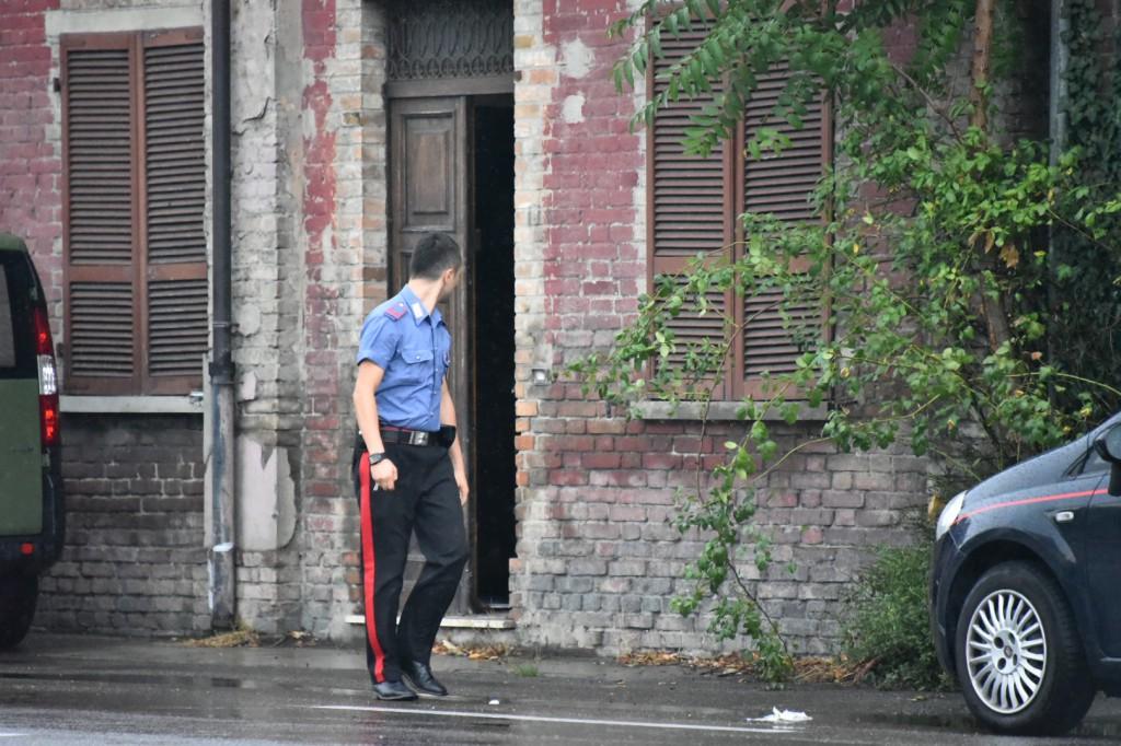 abusivi - controlli carabinieri