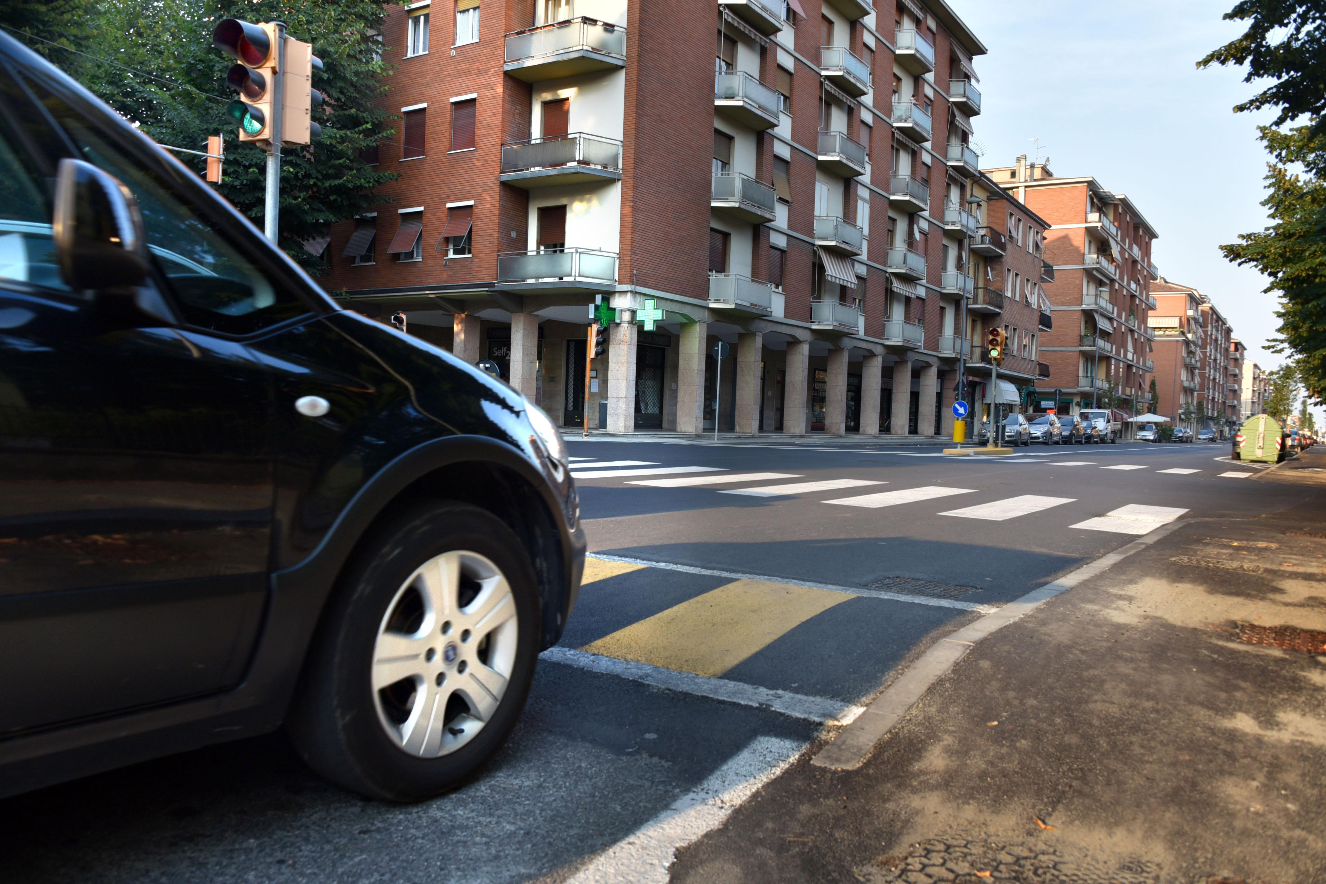 Ciclabili di via Dante e via Bianchi, riprendono i lavori di miglioramento