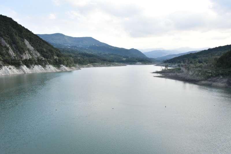 Diga di Mignano, grazie alle piogge c'è acqua per finire la stagione