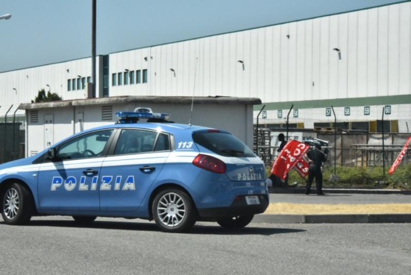 cobas polizia