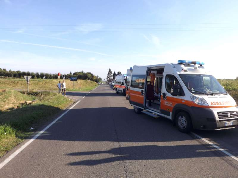 incidente a Rezzano