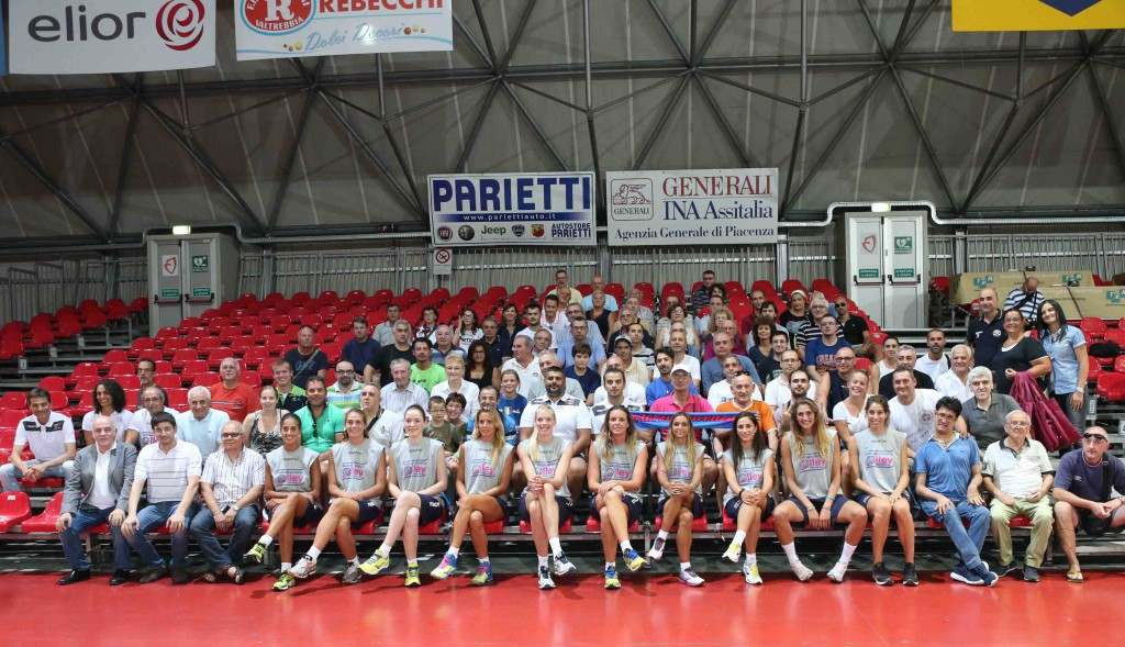 nordmeccanica volley