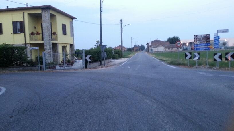 Incrocio pericoloso a San Pietro in Cerro: presto un nuovo semaforo