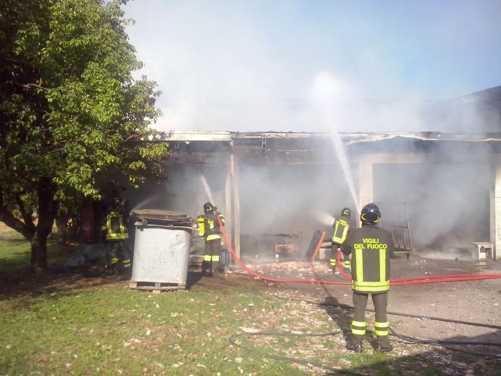 incendio castelsangiovanni