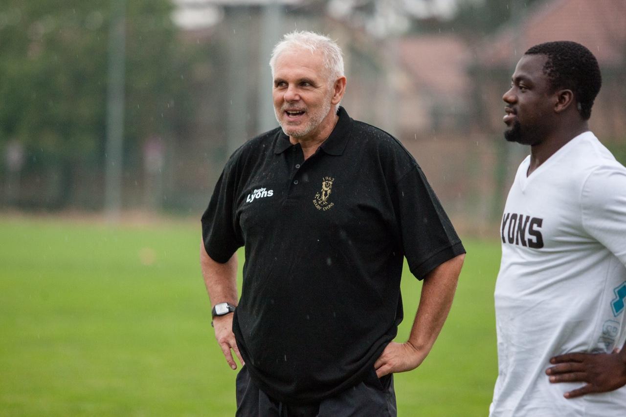 Raduno Rugby Lyons - Coach Bertoncini