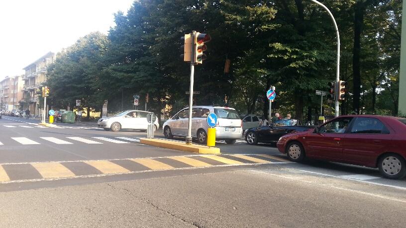 Via Dante-via Nasolini: da lunedì semaforo acceso alcune ore al giorno