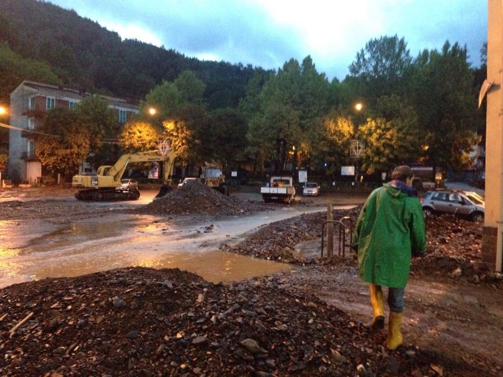 Alluvione 2015 - Ottone