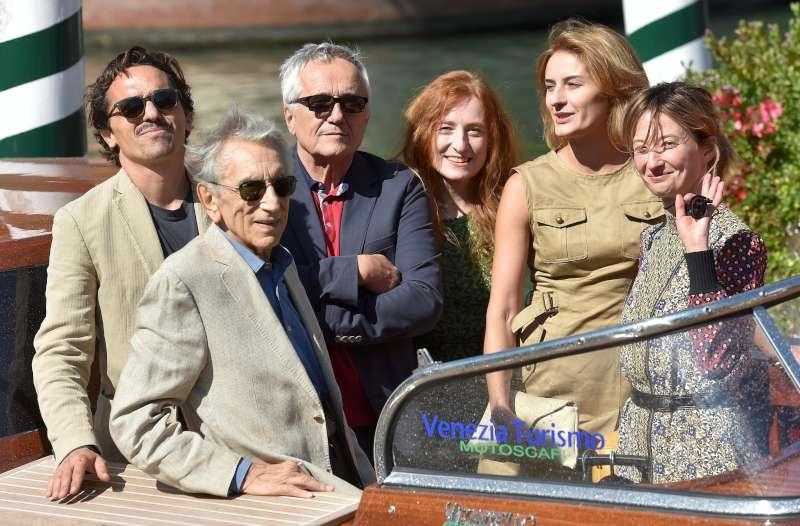 Bellocchio al Lido di Venezia