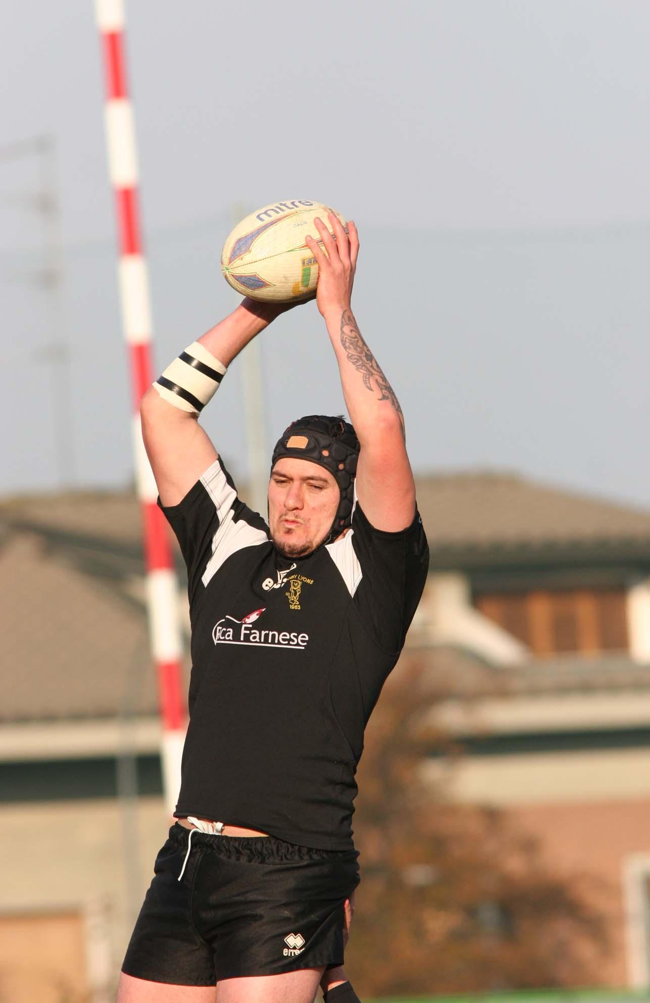 Test match per la Sitav Rugby Lyons, domani amichevole con Te Puna