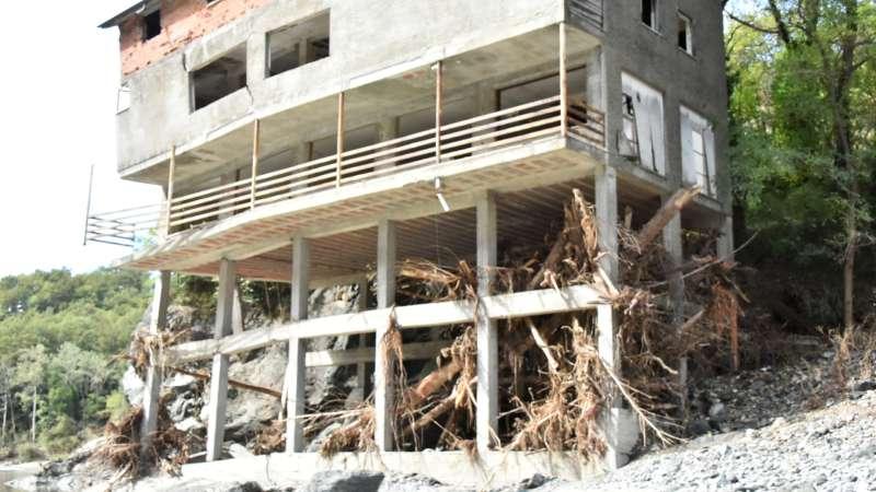 Barberino, il ponte dopo l alluvione (4)