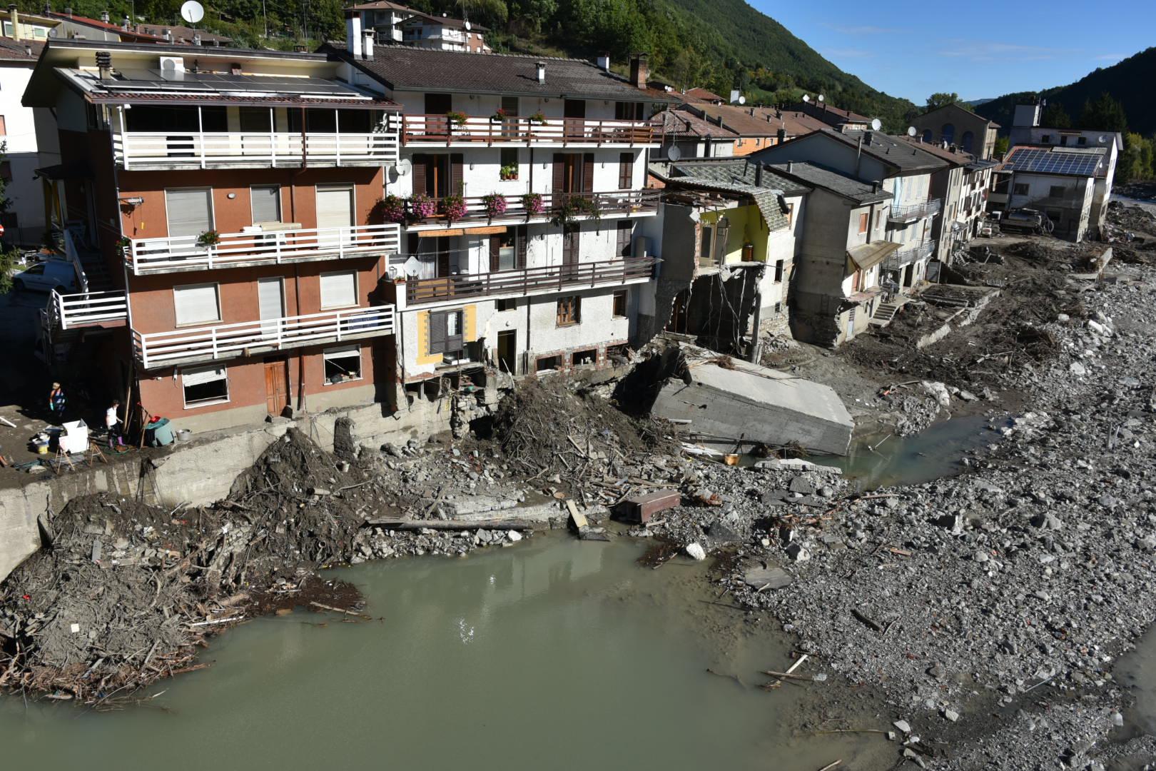 Alluvione 2015 - Farini
