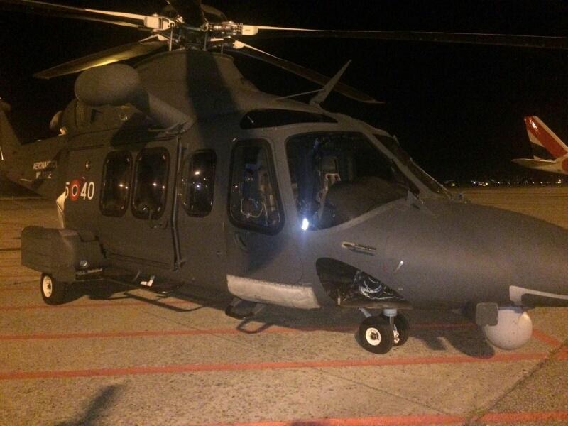 elicottero H-139 Aeronautica Militare