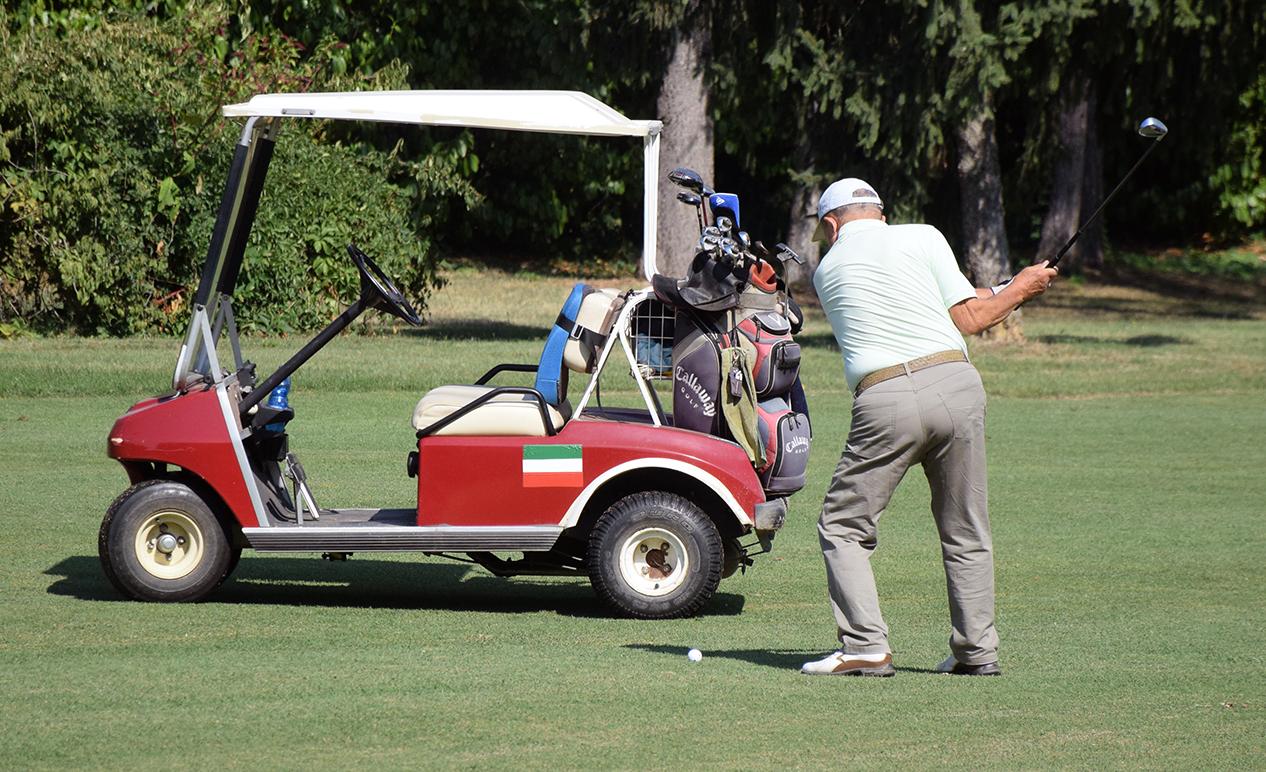 Al Golf Club di Croara sport, arte e beneficenza: domani la Rotary Cup
