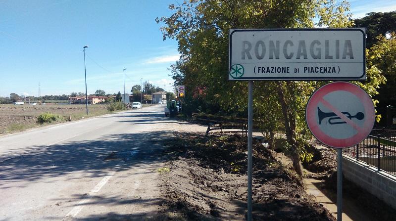 Roncaglia - Alluvione 2015