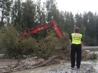 alluvione 2015 - ricerche disperso