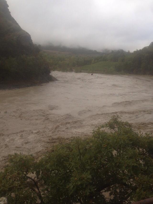 Alluvione: danni alle strade per 2 milioni, la Provincia li chiede alla Regione