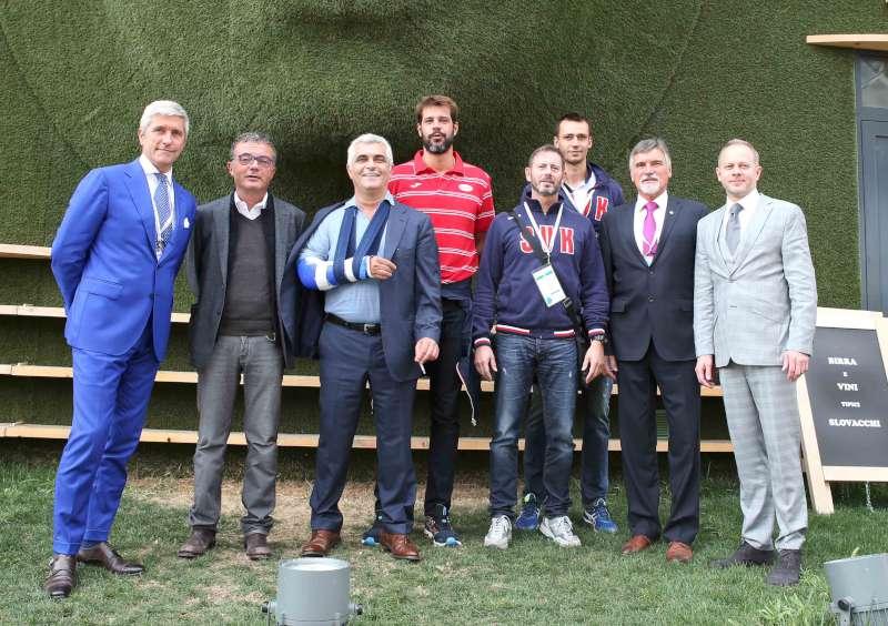 Lpr Volley a Expo 2015 allo stand della Slovacchia (10)