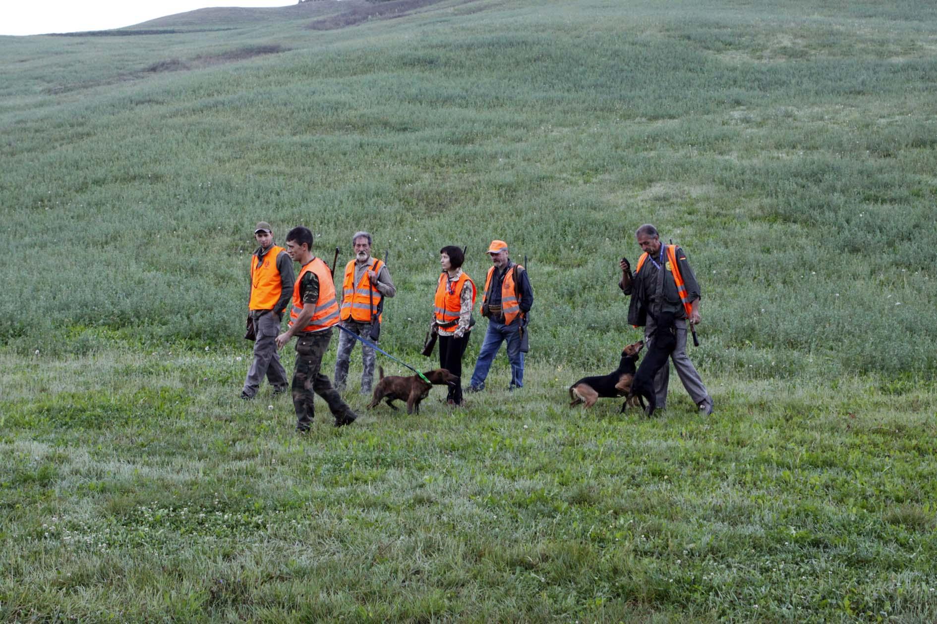 Solidarietà agli alluvionati, slitta l'avvio della stagione di caccia