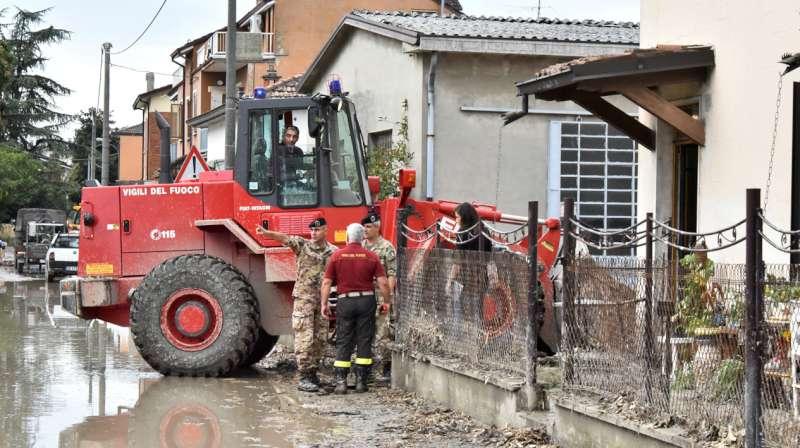 Danni da alluvione, arrivati i primi rimborsi: ossigeno per 42 aziende