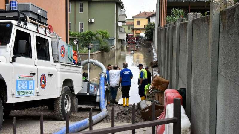 Finanziamenti emergenza alluvione, 75 domande accolte a Piacenza