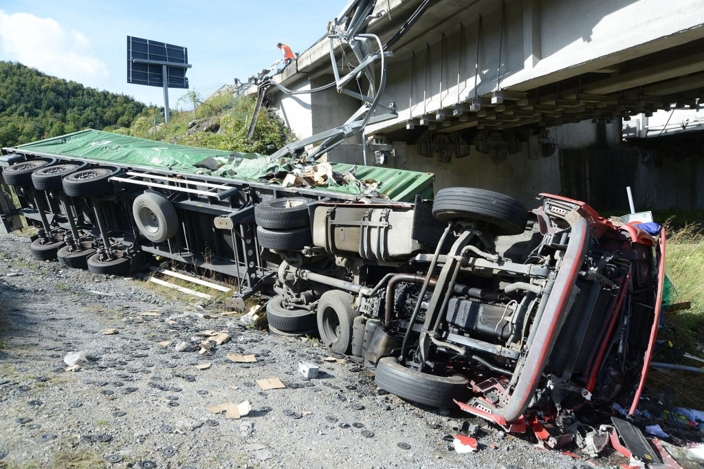 incidente ferriere 55nord A15
