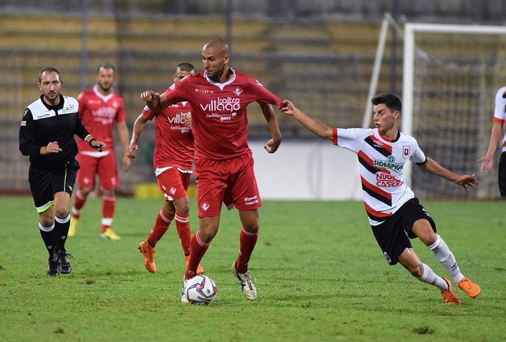 Piacenza Calcio Fiorenzuola per P.Gentilotti (FotoDELPAPA) MARZEGLIA