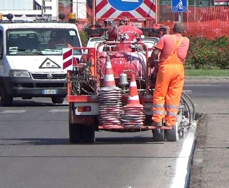 Frazioni, al via i cantieri stradali. Si parte il 22 ottobre da Vallera