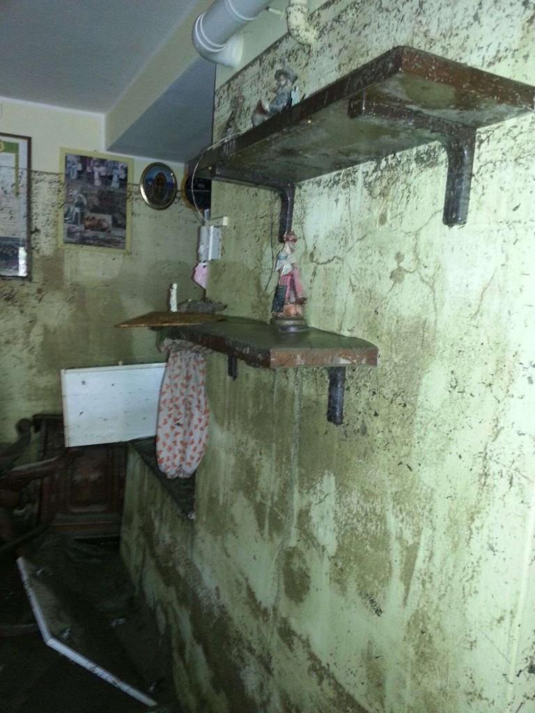 Casa della anziana sfollata a Bettola (18)