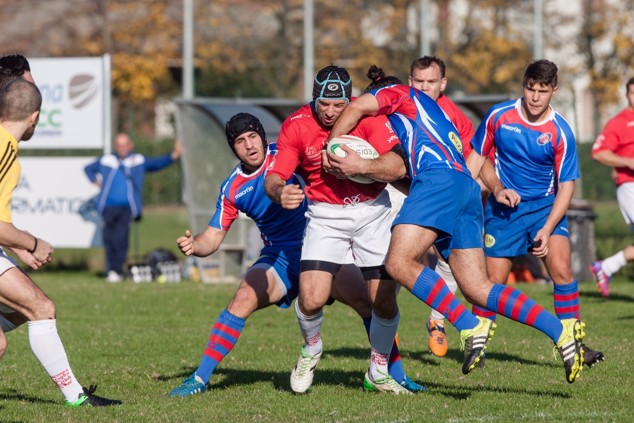 Piacenza Rugby vs Novara -  Brussolo(danani) petrarelli.a