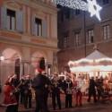 Natale, oggi a Piacenza si sono accese le luminarie. Tante iniziative